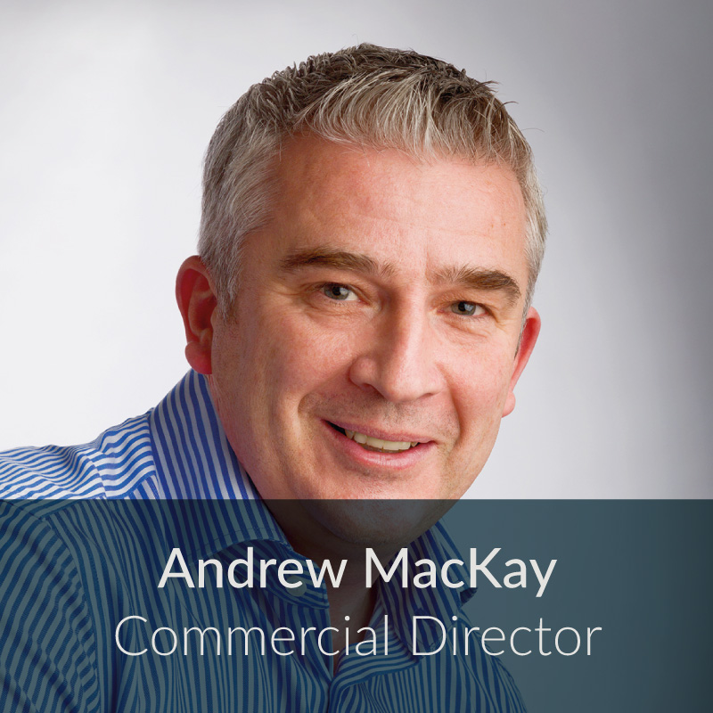 Andrew MacKay Commercial Director