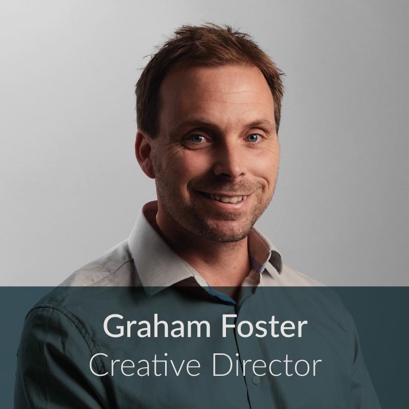 Graham Foster Creative Director