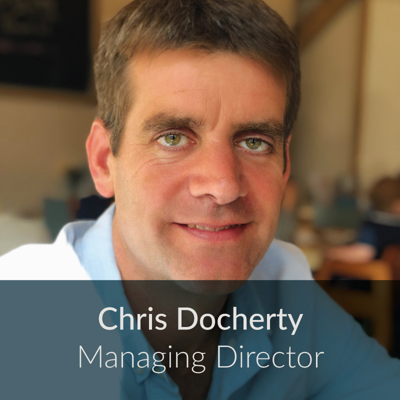 Chris Docherty Managing Director